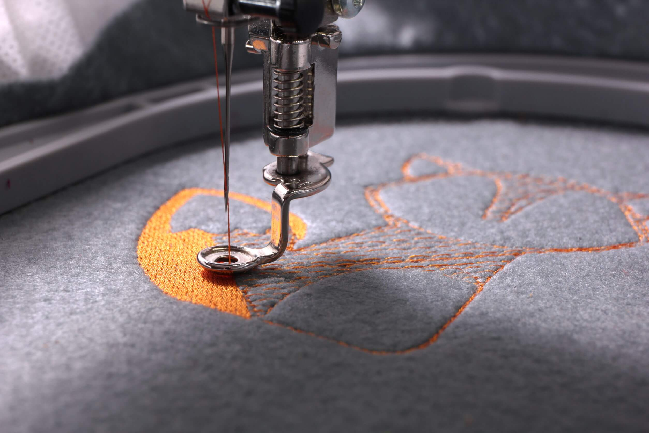 core workwear embroidery